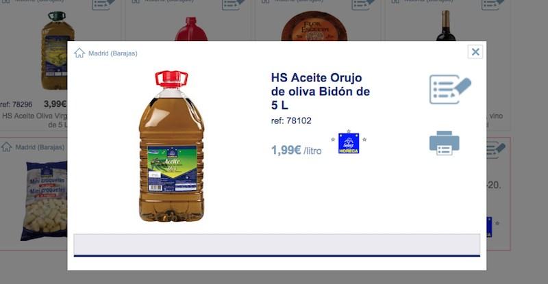 Aceite de oliva bueno, bonito y barato, ¿existe?