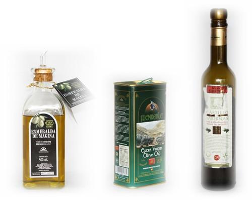 Cata de aceites de oliva de sierra vs desierto