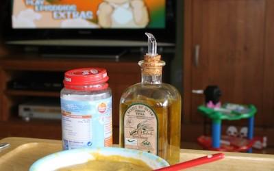 El aceite de oliva y los niños, una combinación perfecta
