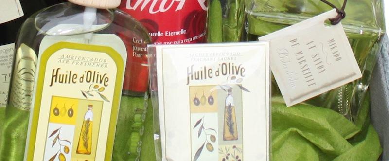 El aceite de oliva y la aromaterapia