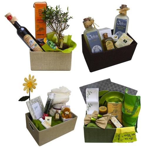 Packs y regalos originales con aceite de oliva - Ideas para un regalo original ...