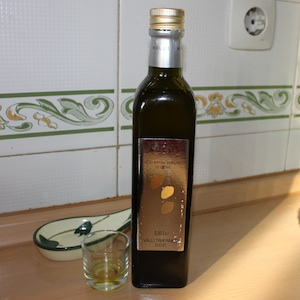 Cata de aceite de oliva italiano de Sicilia