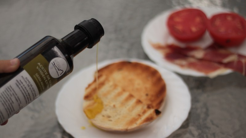 El aceite de oliva contra el colesterol