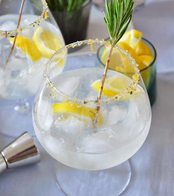 ¡Marchando un gin-tonic virgen extra!