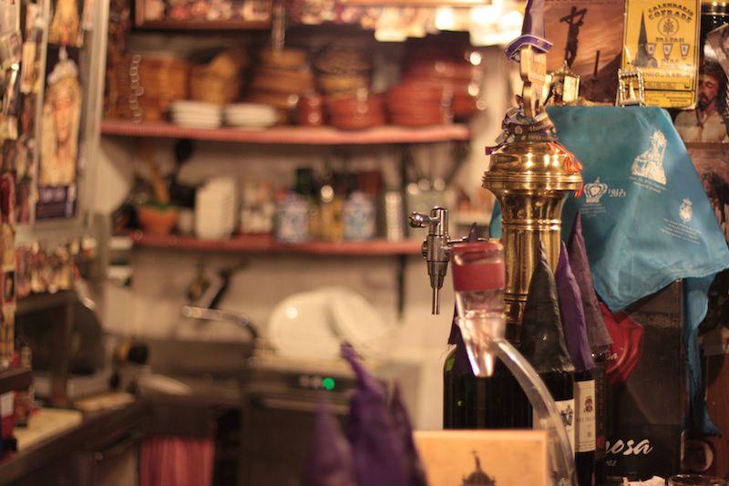 Bar semana santa granada_tabernaculo6