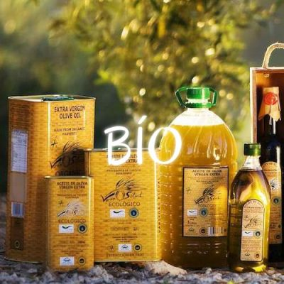 Aceite de oliva ecologico