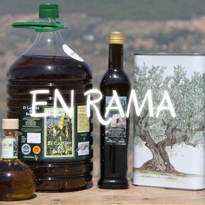 Aceite de oliva para tostadas