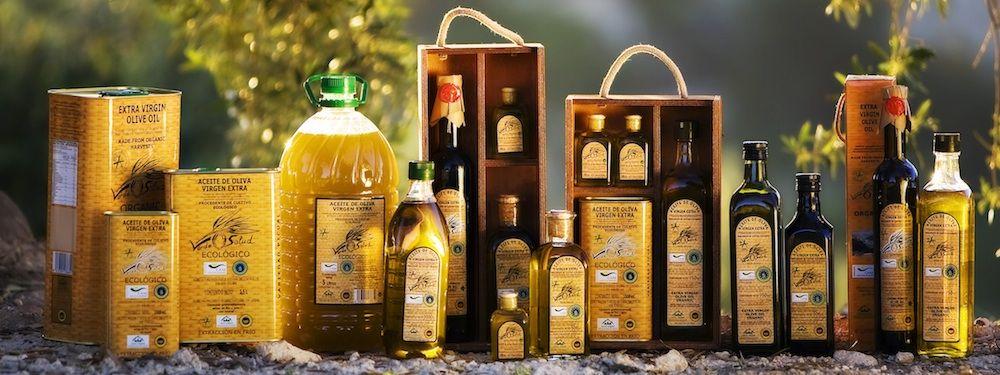 Aceite de oliva ecologico Verde Salud