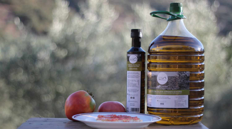 Comprar aceite de oliva de Jaen