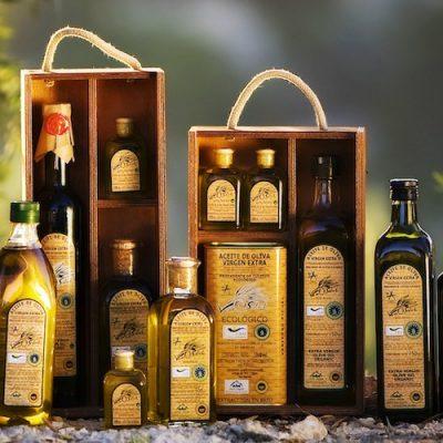 Estuches regalo aceite de oliva para empresas