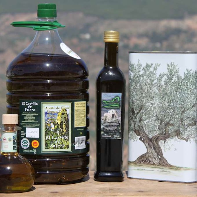 Aceite de oliva de Sierra Magina