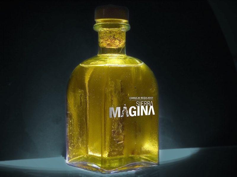 Sierra Magina aceite
