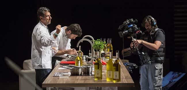 Aceite de oliva para cocinar