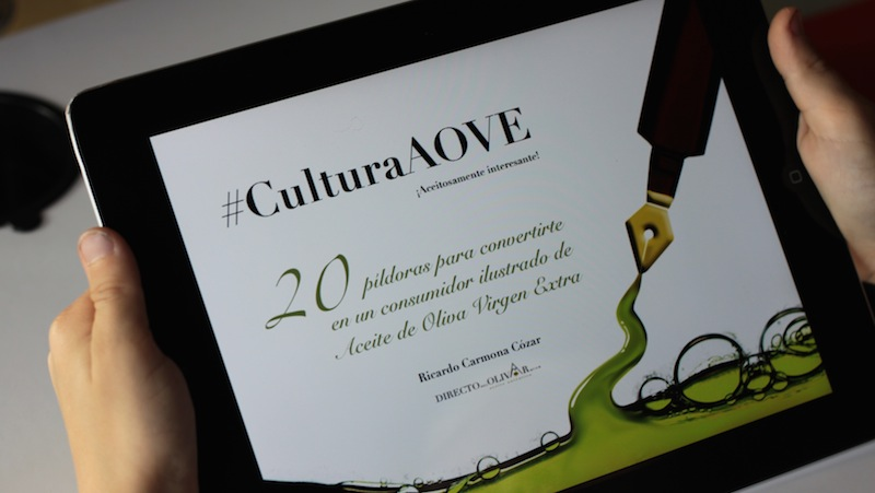 Aceite de oliva Ebook