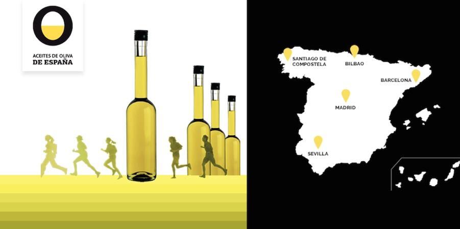 Aceite de oliva saludable