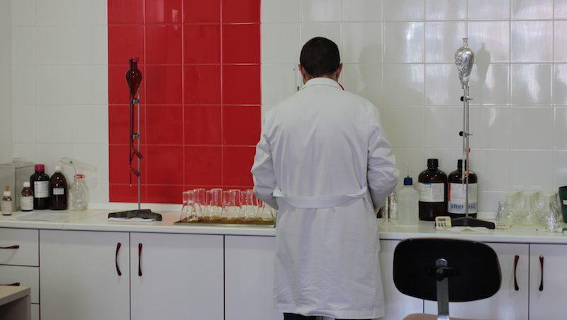 Laboratorio aceite de oliva