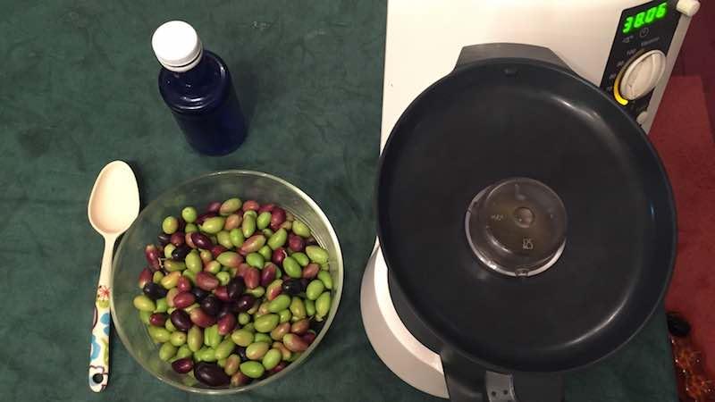 Como hacer aceite de oliva casero