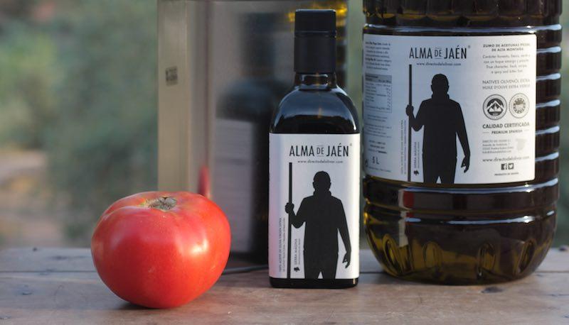 Aceite Alma Jaen