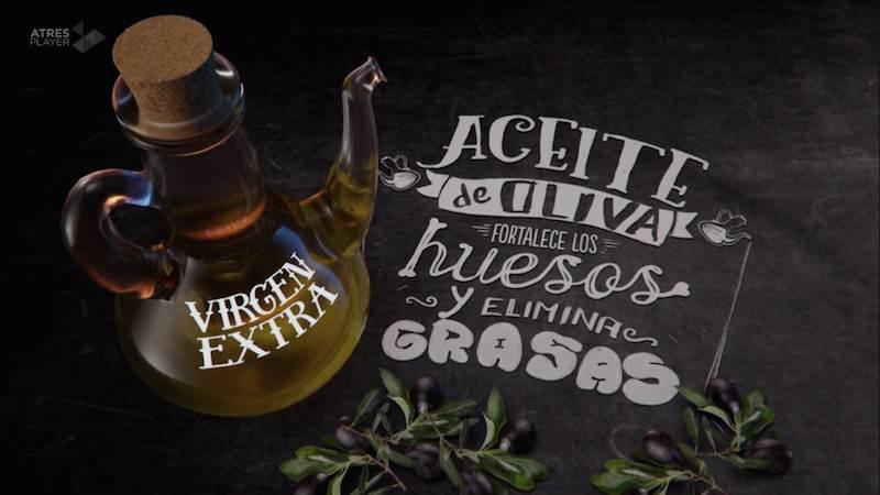 Aceite de oliva y vida saludable