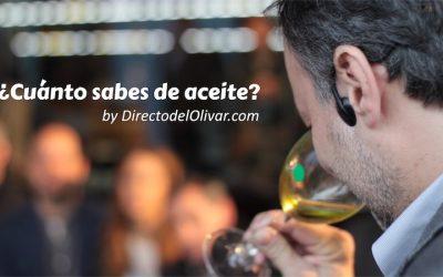 El test del aceite de oliva para consumidores ilustrados