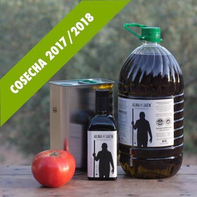 Aceite de oliva cosecha 2018