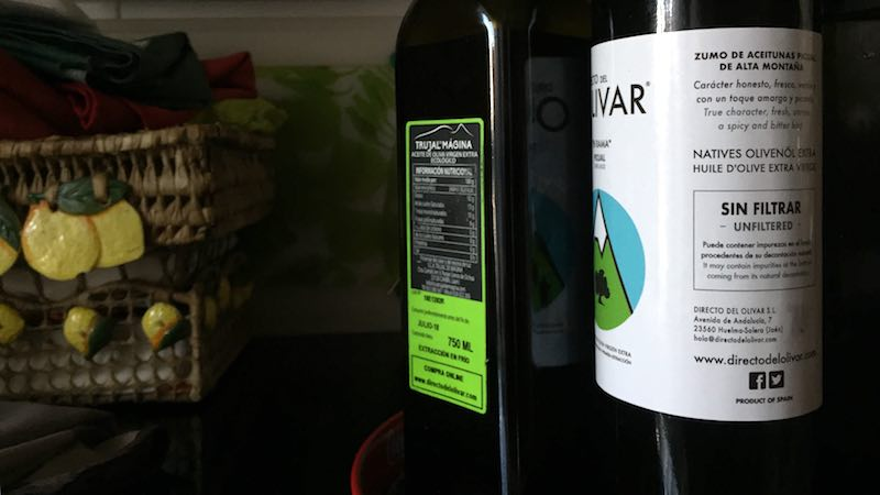 Unfiltered Olive Oil and how it differs from filtered olive oil