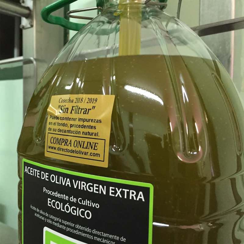 Aceite de olivo en ayunas para bajar de peso