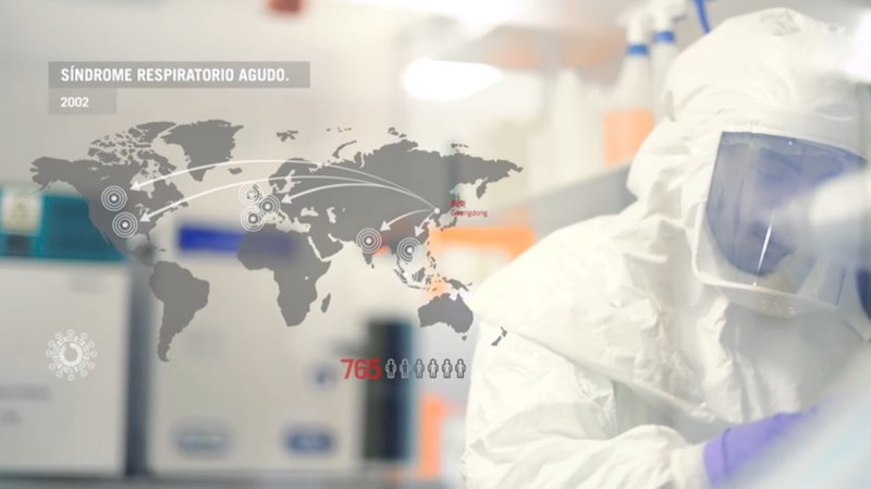 Ciencia y virus SARS