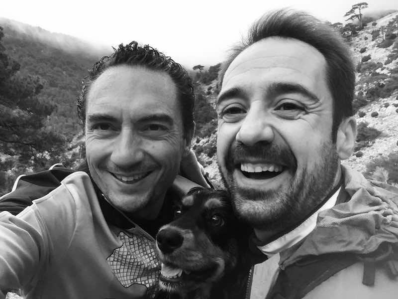 Walk in the Sierra Mágina with Directo del Olivar