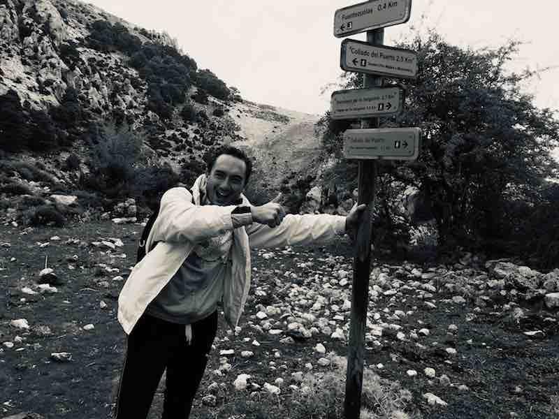 Ruta Sierra Mágina con Ricardo