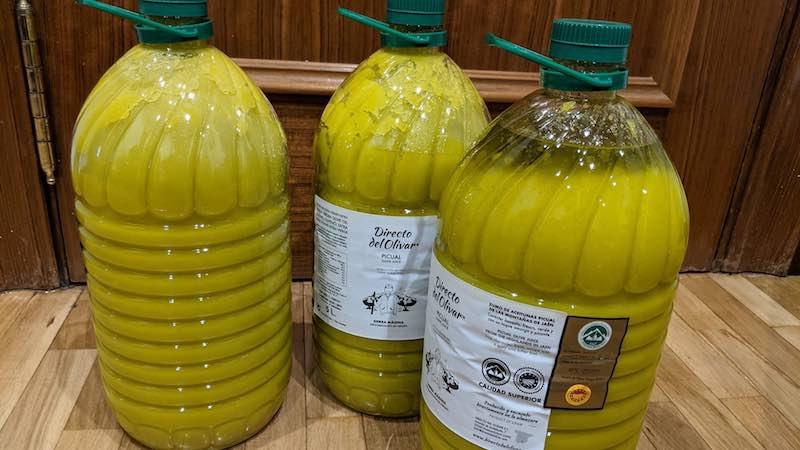 ¿Qué pasa si se congela el aceite de oliva?