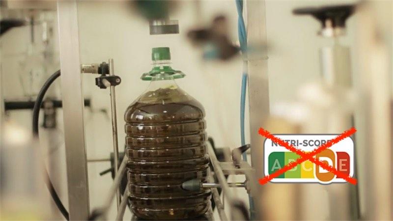 Nutriscore, calidad nutricional y aceite de oliva
