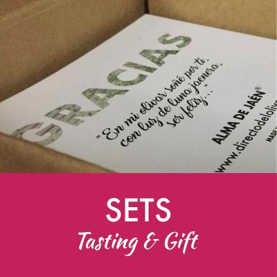 Olive oil tasting & gift sets