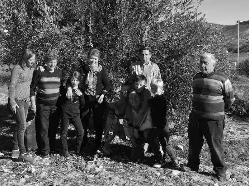 Familia Directo del Oliva Jaén